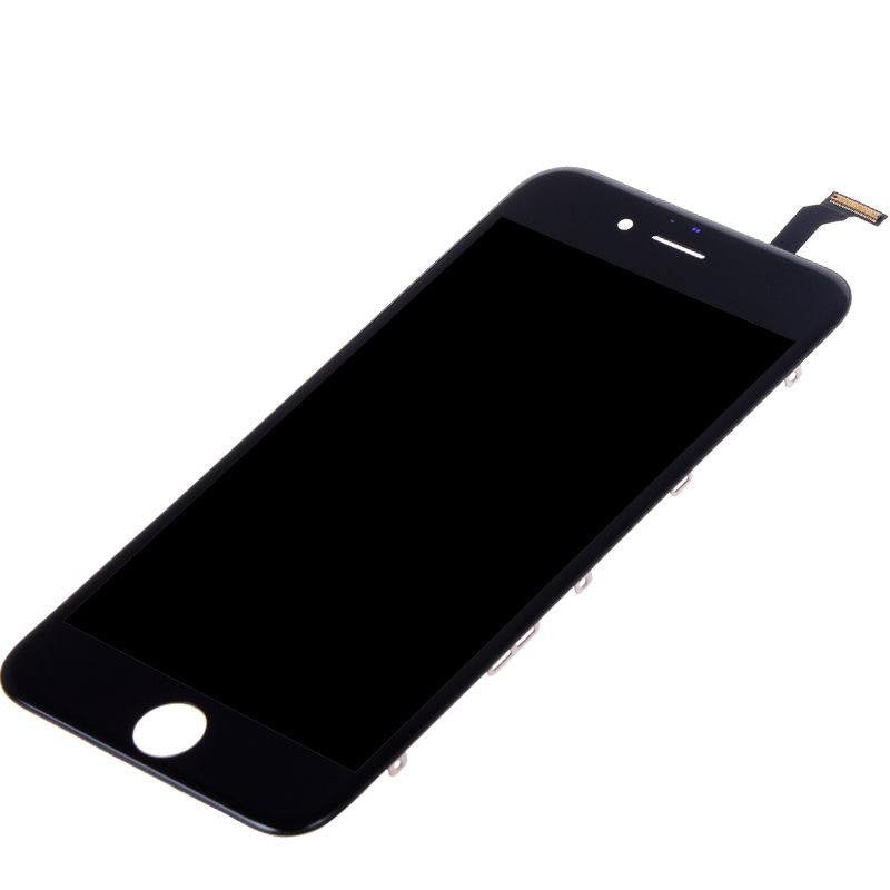 iPhone 6 LCD Screen Replacement and Digitizer Premium Repair Kit + Easy Repair Video - Black - PhoneRemedies