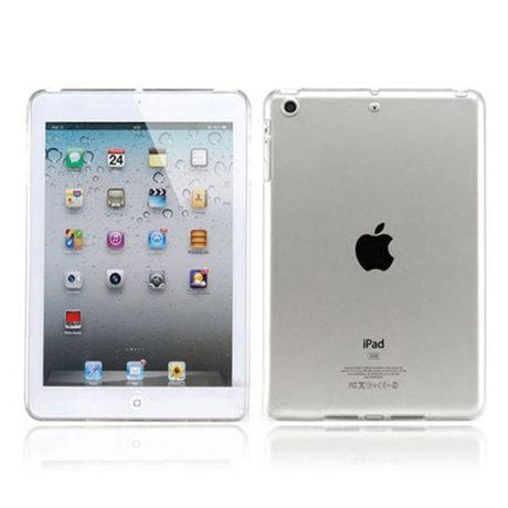iPad Mini 1 and 2 Soft Protective Case - Clear - PhoneRemedies