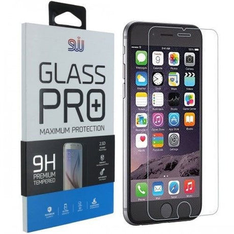 Premium Tempered Screen Protector Apple iPod Touch 5 - PhoneRemedies
