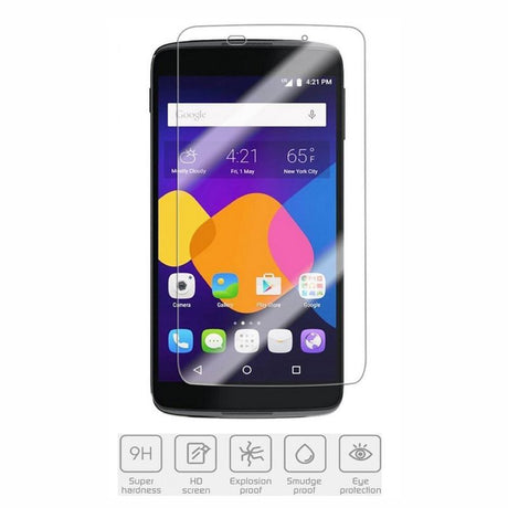 "Alcatel One Touch Idol 3 4.7"" Premium Tempered Screen Protector- 6039"