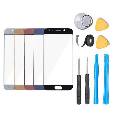 Galaxy J5 Pro (2017) Glass Screen Replacement parts plus tools