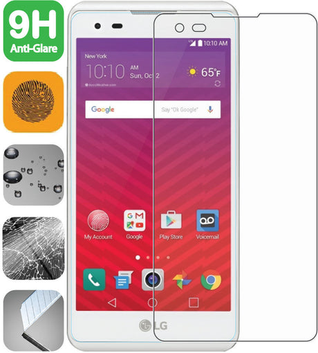 LG K6 X Style Tempered Glass Screen Protector