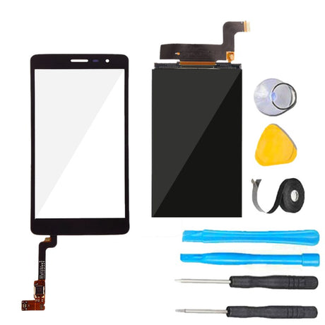 Prime II Glass Screen Replacement LCD parts with tool