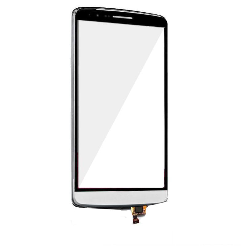 LG G3 Screen Replacement + Touch Digitizer Replacement Premium Repair Kit - Black / Gold / White