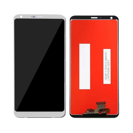LG G6 Screen Replacement LCD and Digitizer - White