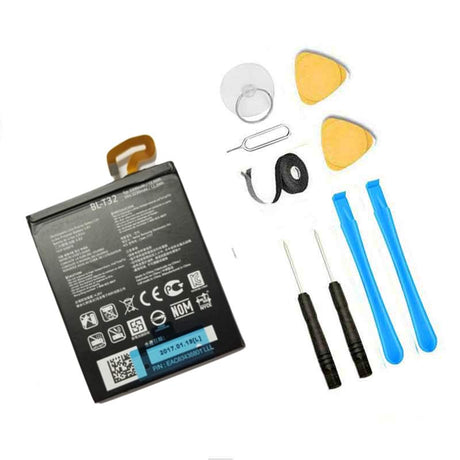 LG G6 Battery Replacement Premium Repair Kit + Tools BL-T32 3200 mAh