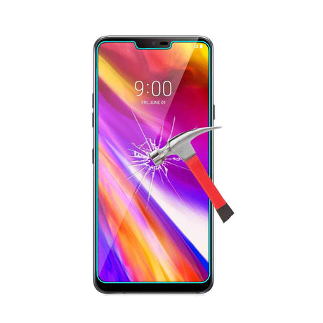 LG G7 One Tempered Glass Screen Protector