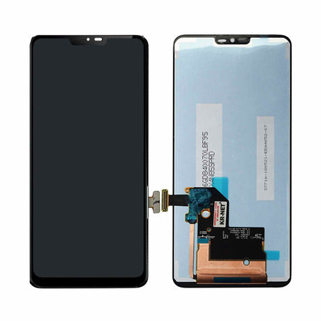 LG G7 ThinQ Screen Replacement LCD and Digitizer - Black