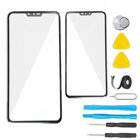 LG V50 Glass Screen Replacement Premium Repair Kit LM-V500XM LM-V500N LM-V500EM V450PM