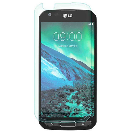 LG X Venture Tempered Glass Screen Protector