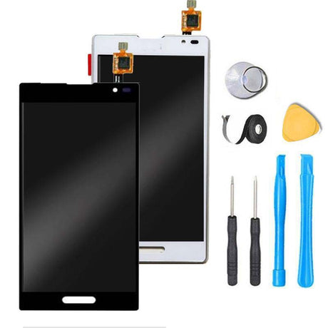 LG Optimus L90 LCD Screen Replacement + Touch Digitizer D405 D415 - Black