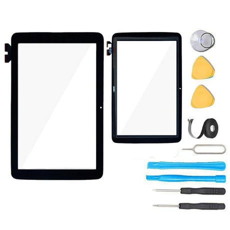 "LG G Pad 10.1"" Glass Screen Replacement parts plus tools"