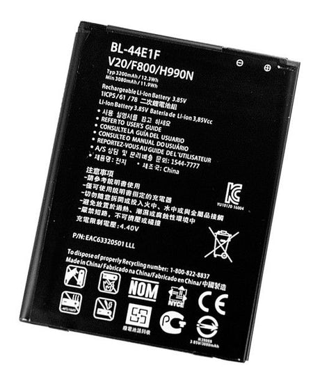 LG Stylo 2V Battery Replacement