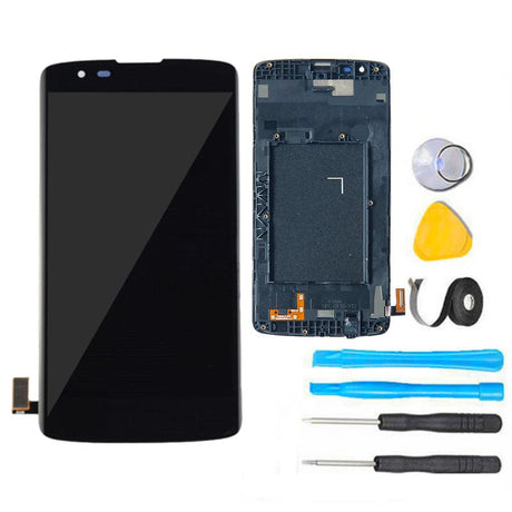 LG Phoenix 2 Screen Replacement LCD + Digitizer + Frame + tools