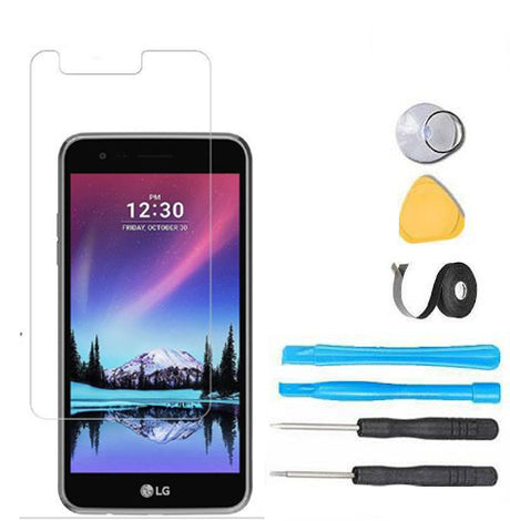 LG Rebel 2 Tempered Glass Screen Protector