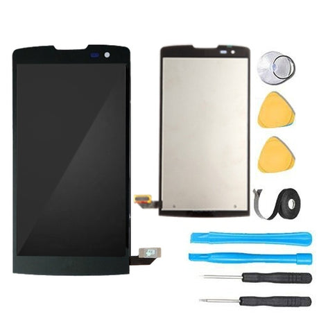 LG Leon Screen Replacement LCD Digitizer Frame Premium Repair Kit C50 H320 H345 H340 H340N H326T