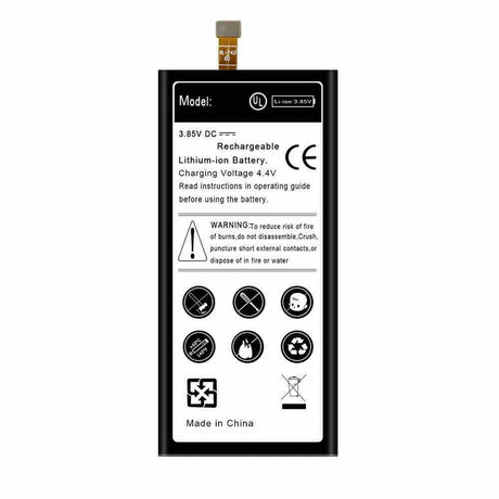 LG V50 ThinQ High Performance Replacement Battery