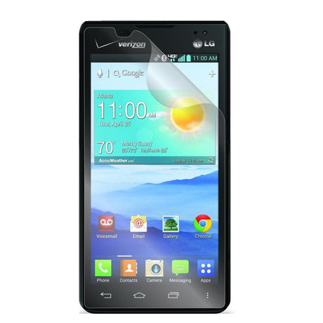 LG Lucid 2 Tempered Glass Screen Protector