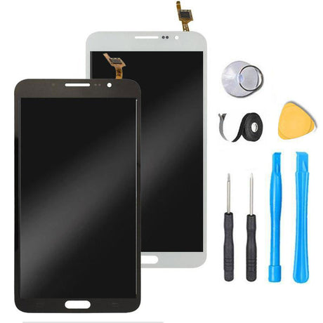Samsung Galaxy Mega 2 Screen Replacement LCD + Digitizer Assembly Premium Repair Kit - Black or White