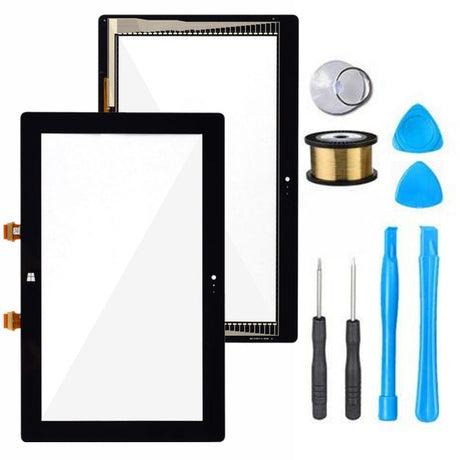 Surface 2 RT Glass Screen Replacement parts plus tools