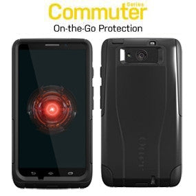 Otterbox© Rugged Armor Protective Case Cover - Motorola Droid Ultra / Maxx