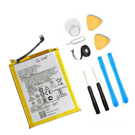 Motorola Moto G7 Battery Replacement Premium Repair Kit + Tools JK40 XT1962