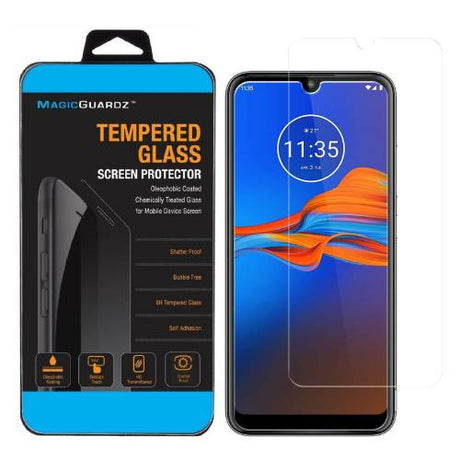 Moto E6 Play Tempered Glass Screen Protector