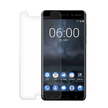 Nokia 6 (2017) Tempered Glass Screen Protector