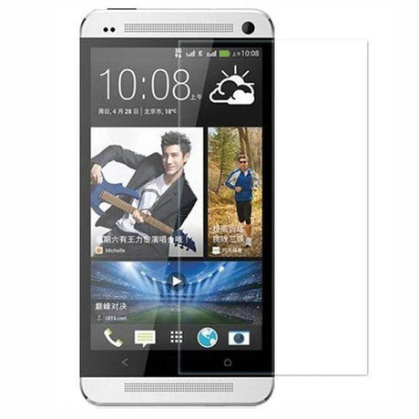 HTC One M7 Premium Tempered Screen Protector