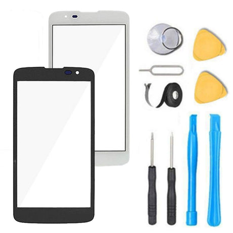 LG Phoenix 2 Glass Screen Replacement parts plus tools
