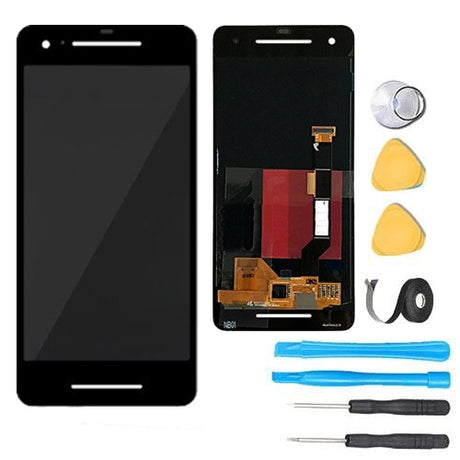 Google Pixel 2 Screen Replacement LCD parts plus tools