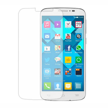 Alcatel One Touch Pop C7 Premium Tempered Screen Protector