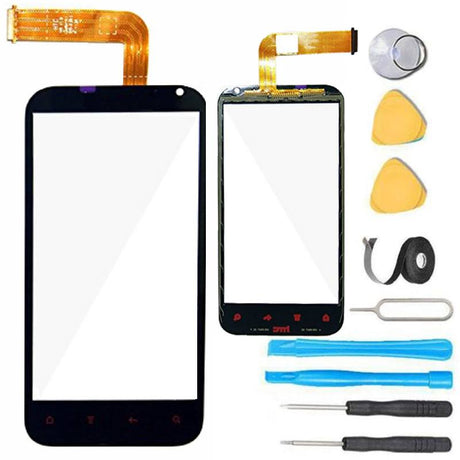 HTC Sensation 4G Glass Screen Replacement parts plus tools