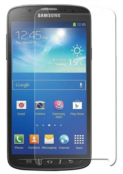 Samsung Galaxy S4 Active Tempered Glass Screen Protector