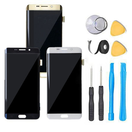 Galaxy S6 Edge Plus Screen Replacement +LCD + Digitizer Assembly Premium Repair Kit OEM