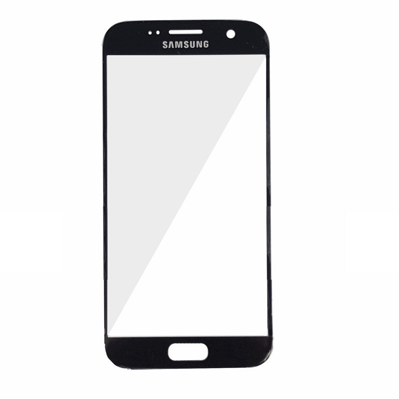 Samsung Galaxy S7 Glass Screen Replacement Premium Repair Kit - Black Gold Silver