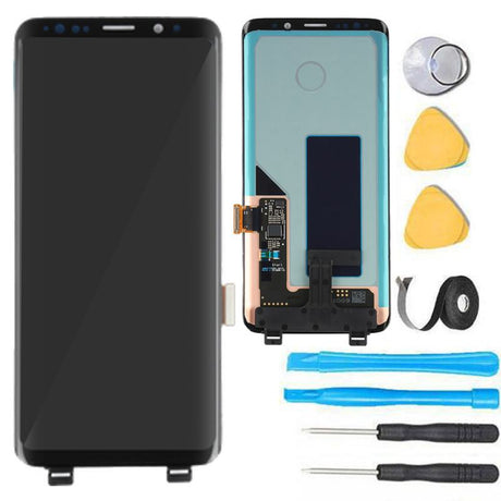 Samsung Galaxy S9 Screen Replacement + LCD + Digitizer Assembly Premium Repair Kit