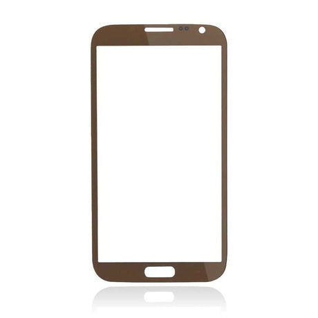 Samsung Galaxy Note 2 Glass Screen Replacement - Brown - PhoneRemedies