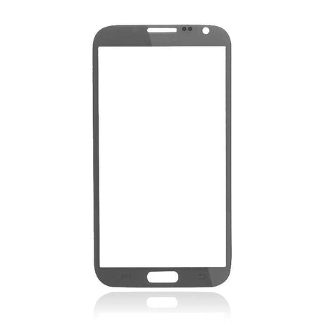 Samsung Galaxy Note 2 Glass Screen Replacement - Gray - PhoneRemedies