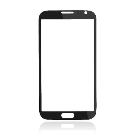 Samsung Galaxy Note 2 Glass Screen Replacement - Black - PhoneRemedies