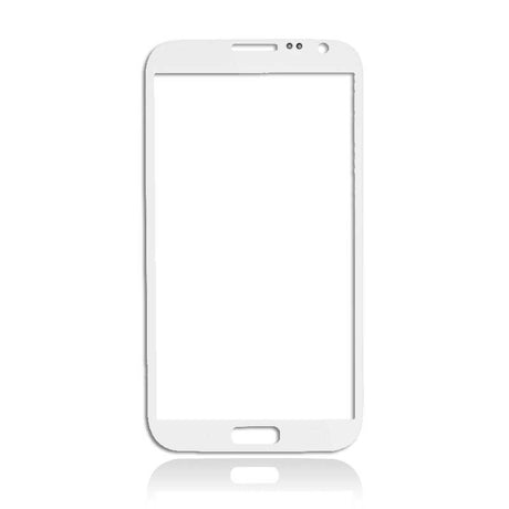 Samsung Galaxy Note 2 Glass Screen Replacement - White - PhoneRemedies