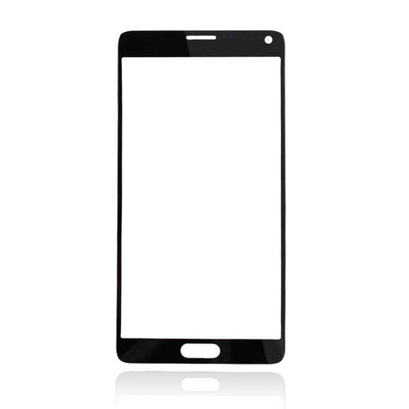 Samsung Galaxy Note 4 Glass Screen Replacement - Black - PhoneRemedies