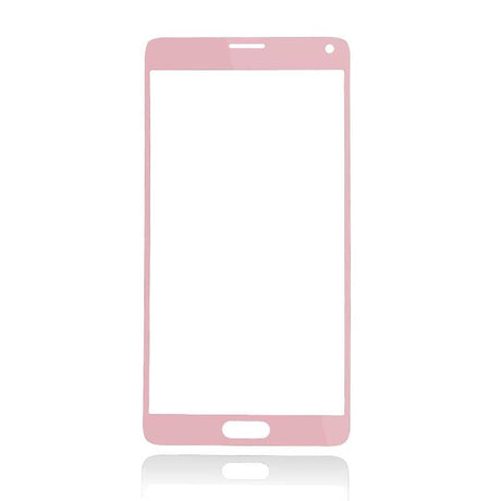 Samsung Galaxy Note 4 Glass Screen Replacement - Pink - PhoneRemedies