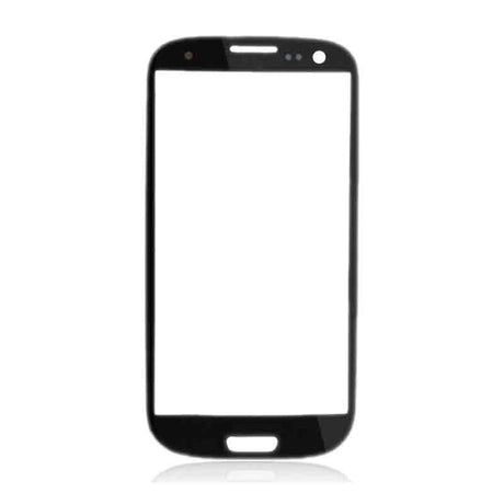 Samsung Galaxy S3 Glass Screen Replacement - Black - PhoneRemedies