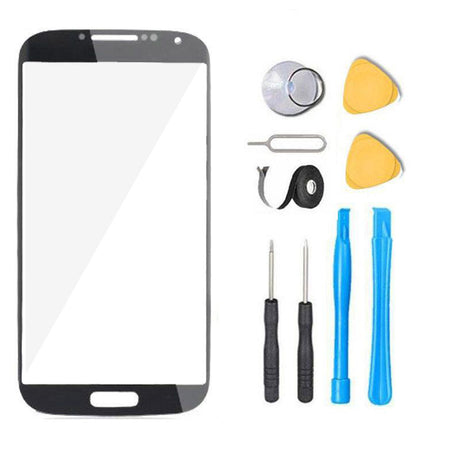 Samsung Galaxy S3 Glass Screen Replacement Premium Repair Kit - Black