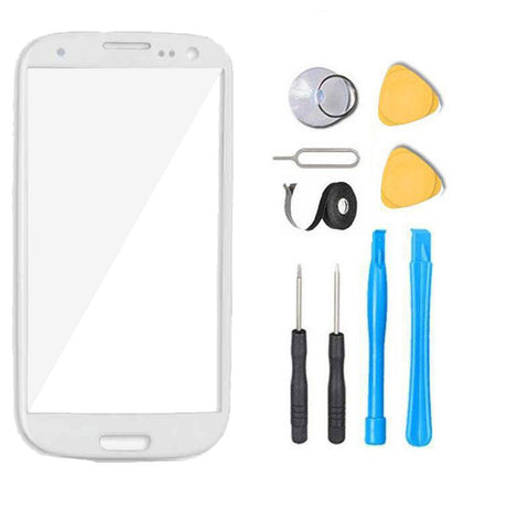 Samsung Galaxy S3 Screen Replacement Premium Repair Kit - White