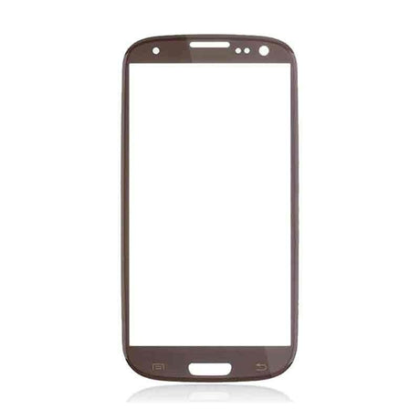 Samsung Galaxy S3 Glass Screen Replacement - Brown - PhoneRemedies