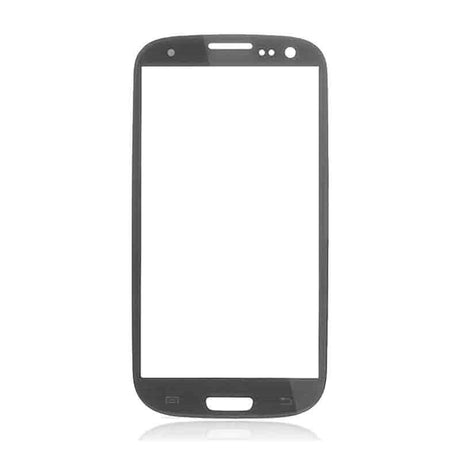 Samsung Galaxy S3 Glass Screen Replacement - Gray - PhoneRemedies