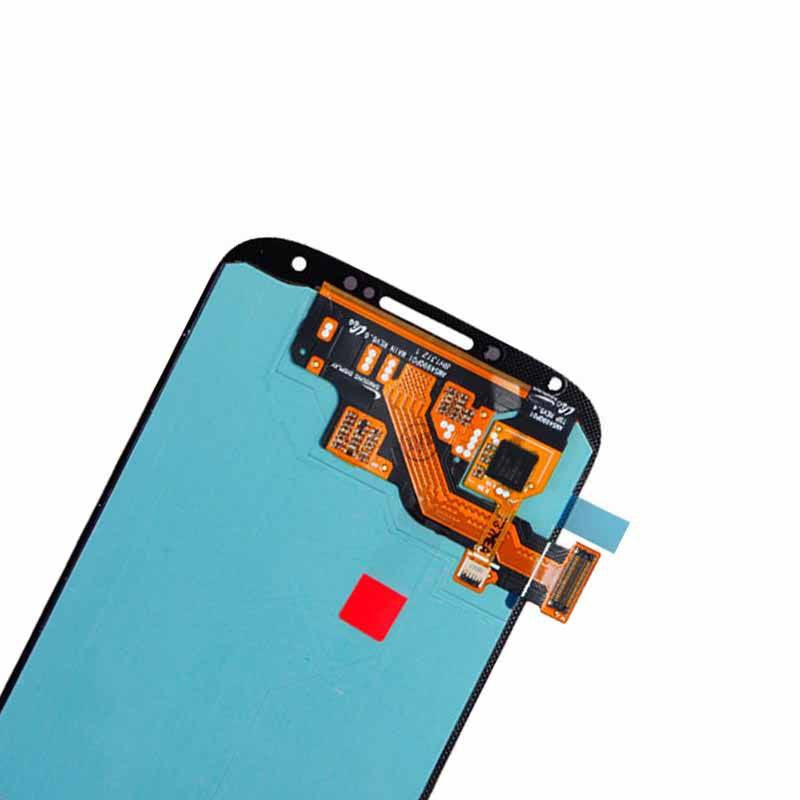 Samsung Galaxy S4 Replacement LCD Screen and Digitizer Assembly Premium Repair Kit - Red - PhoneRemedies