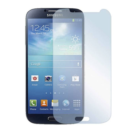 Premium Samsung Galaxy S4 Tempered Glass Screen Protector - PhoneRemedies